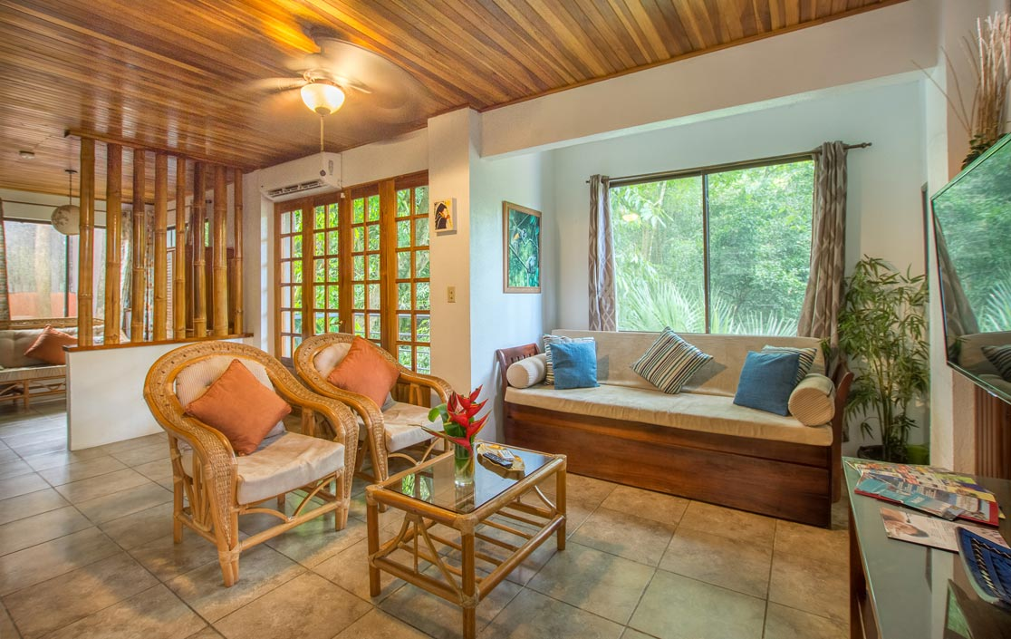 Jungle Vista Inn Vacation Rentals in Manuel Antonio Costa Rica